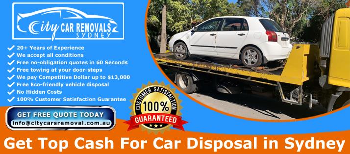 Car Disposal Sydney