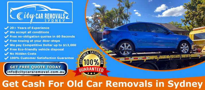 Old Car Removals Sydney